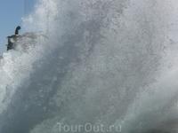 Ялта, август 2011 г., 5-балльный шторм