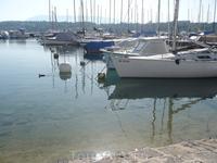Женевское озеро. Гладь да тишина