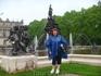 Со скульптурами и фонтанами Херренкимзейского парка