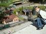 парк миниатюр (железную дорогу можно включить и поезд поедет)