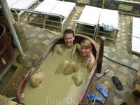 грязевые ванны...