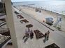 """Вид на пляж из гостиницы """"Marisol"""""""