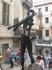 Музей Сальвадора Дали. Статуя Ньютона