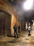 Ночные улочки древней Таррагоны.