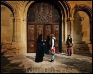 Беседа о душе? это уже какой-то женский монастырь там же в Мцхете. Название не запомнил