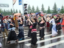 Царскосельский карнавал в Пушкине, Буферный парк.