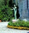Фотография Памятник Герберту Караяну