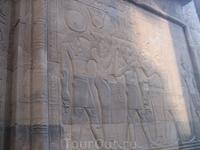 храм Собека и Гора в Ком-Омбо