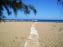 самый лучший пляж в Малии, не доезжая до раскопок