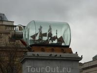 На Трафальгардской площади