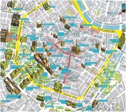 скачать карта вены на русском языке с достопримечательностями img-1