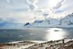 Солнечное антарктическое лето
