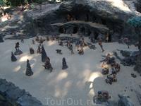 Пуэбло Чико - музей миниатюр, где представлены все известные постройки Канарских островов. В деревне Гуанчей