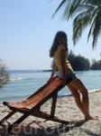 остров Ко Куд, свободные персональные лежаки :)