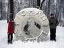 Памятник Йохану Скутте - основателю Тартуского университета и генерал-губернатору Финляндии.