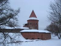 Восстанавливаемая крепость Каунаса