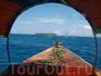 плывем на Призон-айленд