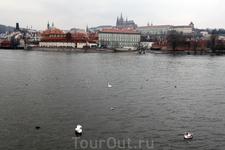 Прага, Влтава
