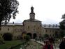 Кирилло-Белозерский монастырь. Святые ворота вид изнутри