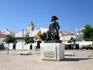 Лагуш. Памятник Генриху мореплавателю.