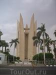 памятник Египетско-Советской дружбе