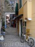 улочки и дома Ровиня