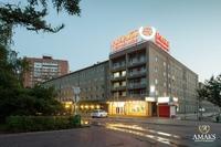 Фото отеля Амакс Центральная