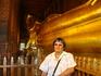 говорят,что это самый длинный лежащий Будда