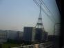 Новостройки (эйфелива башня в миниатюре на крыше жилого дома)