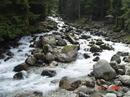 Река Гоначхир в верховьях