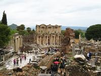 Эфес-раскопки древнего города