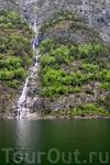 за время поездки по Норвегии сбилась со счета сколько же там водопадов... великое множество