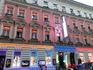 """Этот отель находтся на пражской улице """"красных фонарей"""". Но все пристойно, тихо, чинно-благородно. Конечно секс-шопы, пара соответствующих домов и вот ..."""