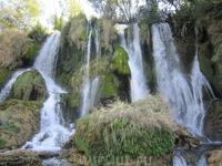 Водопады «Кравице»