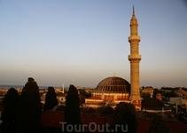 Вот оно - наследие турецкого султана Сулеймана Великолепного, который обосновался здесь с XVI в.