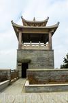 Quanzhou. Крепость Chong Wu. Путешествия на скутере по Китаю