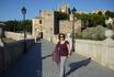 Мост Святого Мартина, был построен в XIII веке и восстановлен в XIV после того, как центральный пролёт моста был разрушен в ходе войны между Педро I Жестоким ...