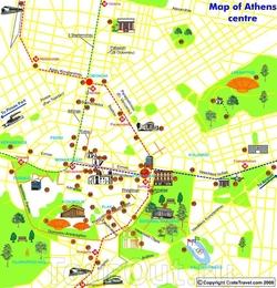 Скачать Карта Афин На Русском Языке - фото 2