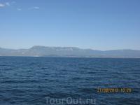 гора Костыль
