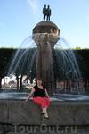 С очередным фонтаном норвежской столицы
