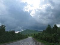Предгорья Южного Урала