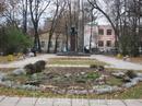 Памятник С. Есенину