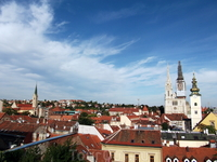 Загреб во всей красе