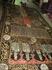 Как рассказали нам торговцы - это исключительно дорогая (во всех смыслах) вещь - 200-летний ковер, который покрывает главную святыню мусульман - Каабу ...