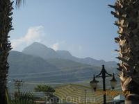 Прекрасные горы Кемера