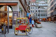 мюнхенский рикша