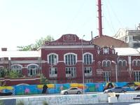 Памятник архитектуры городская электрическая станция.Дата постройки 1916-1917