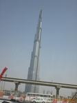 Самое высокое здание в мире - Дубайская башня