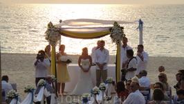 Свадьба Кети и Доминика 16.02.2012