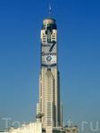отель Baiyoke Sky и гигантская реклама BMW